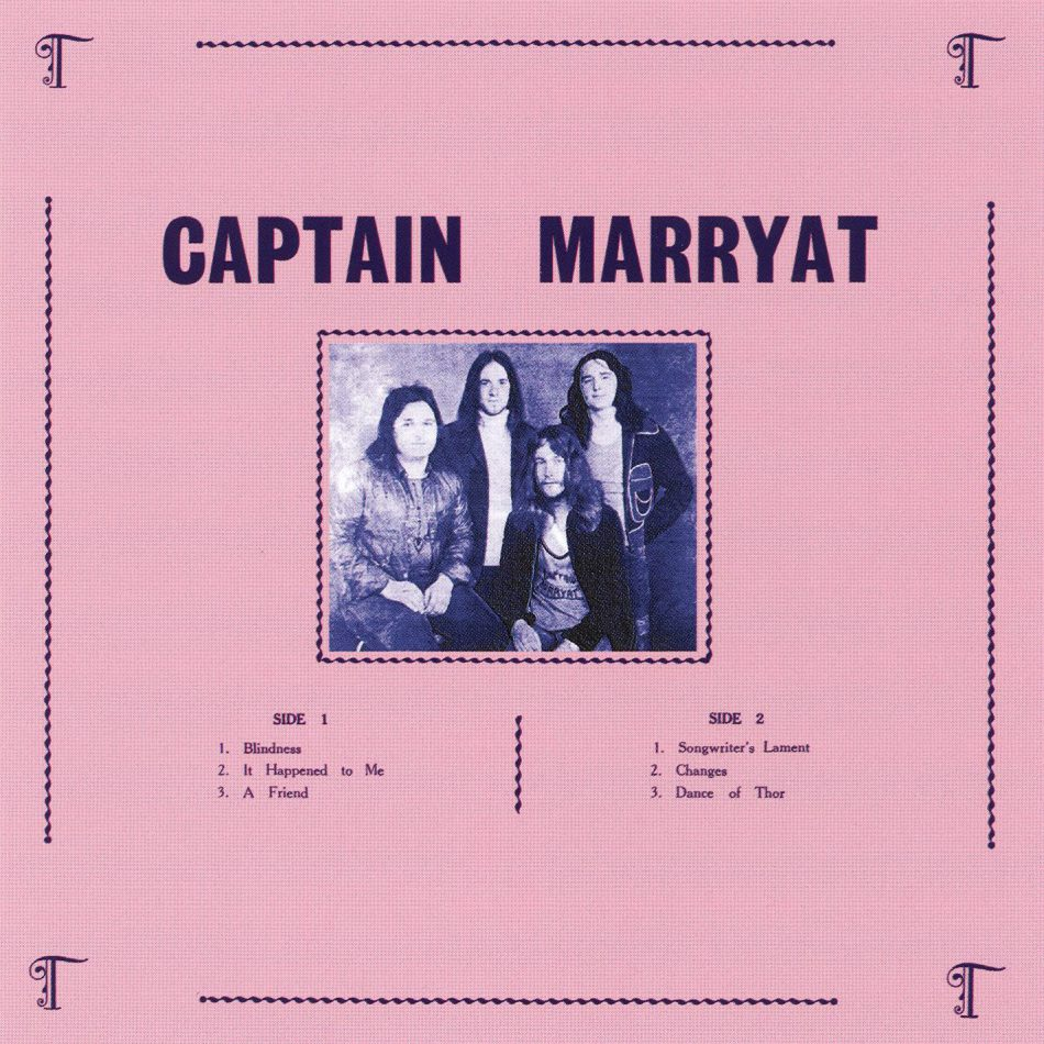 Captain Marryat Book Cover