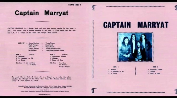 Captain Marryat – Captain Marryat, 1974