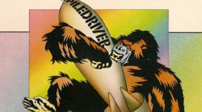 Status Quo – Piledriver, 1972