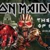Zájazd na žilinský koncert Iron Maiden