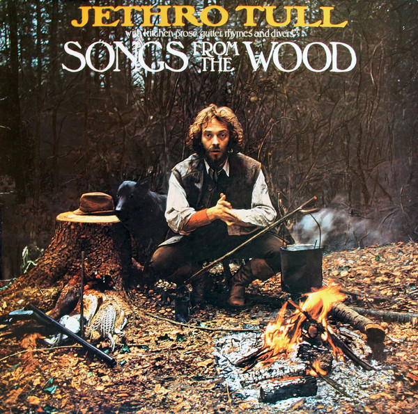 Songs From The Wood Book Cover