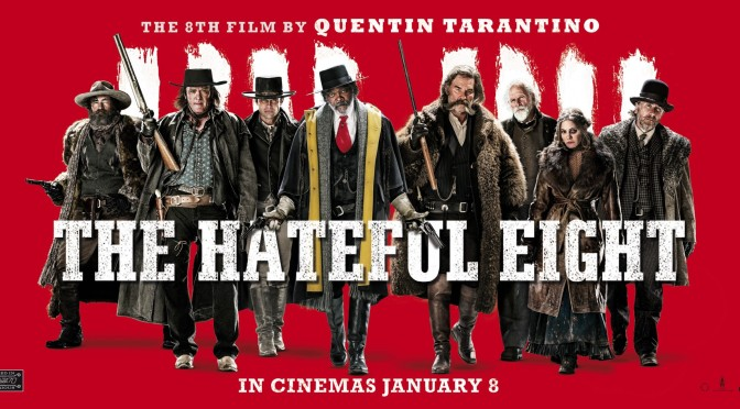 Morricone má Oscara za film The Hateful Eight