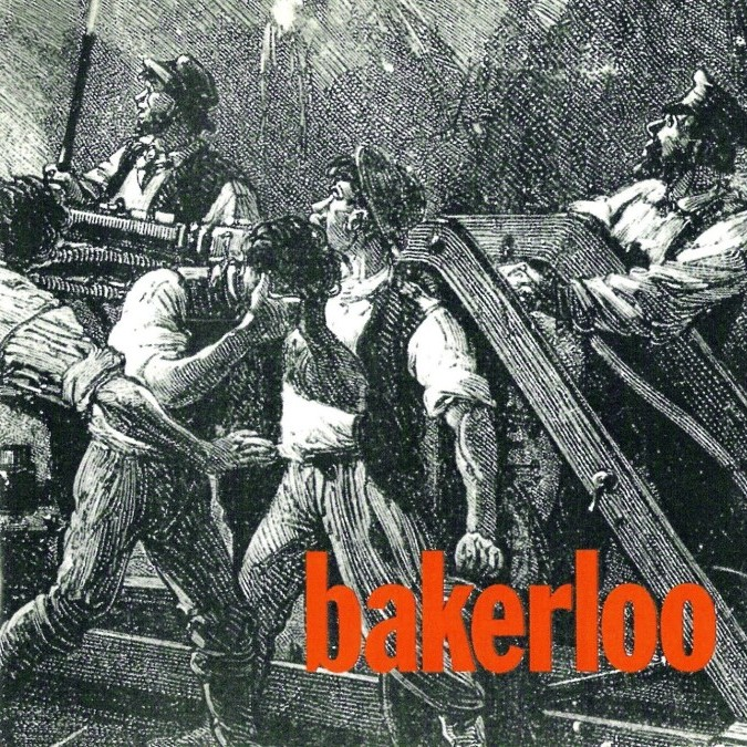 Bakerloo Book Cover