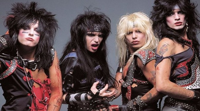 Mötley Crüe – Shout At The Devil, 1983