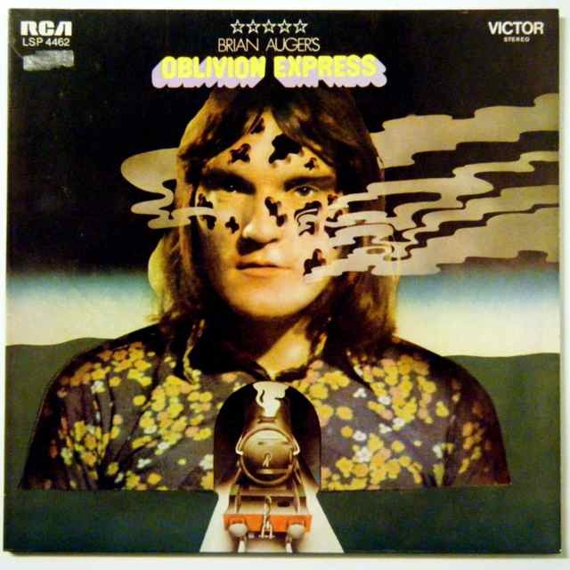 Brian Auger's Oblivion Express Book Cover