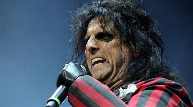 Alice Cooper – Welcome 2 My Nightmare, 2011