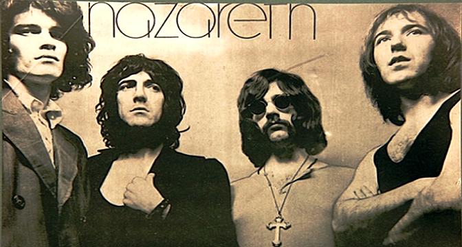 Debutový album Nazareth