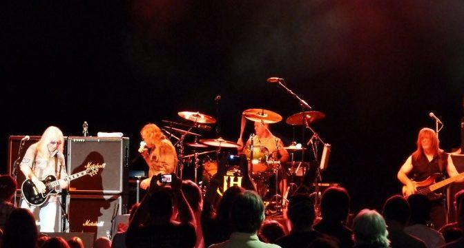 Uriah Heep – Into the Wild, 2011