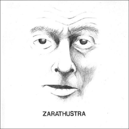 Zarathustra Book Cover