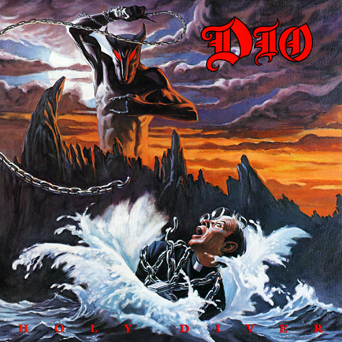 Holy Diver Book Cover