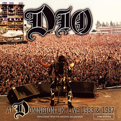 Dio at Donington UK: Live 1983 & 1987 Book Cover