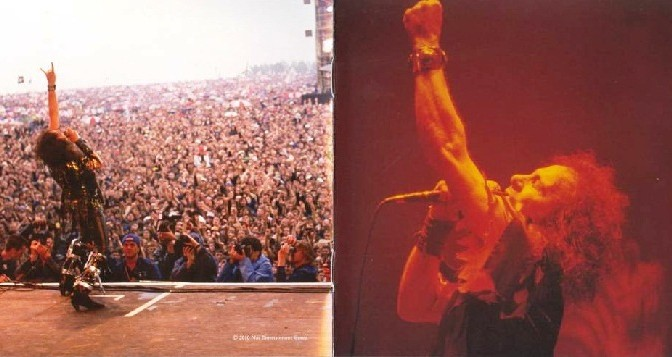 Dio – Dio at Donington UK: Live 1983 & 1987, 2010