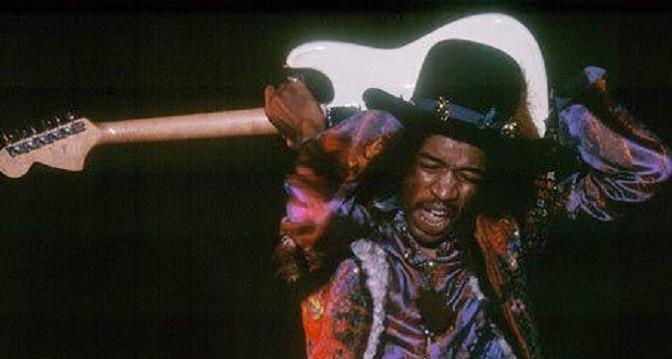 Jimi Hendrix – génius elektrickej gitary
