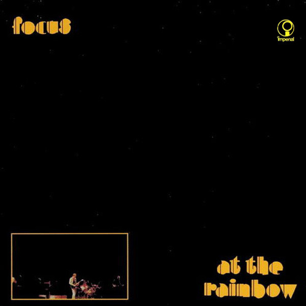 Live at the Rainbow Book Cover