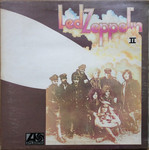 Led Zeppelin II Book Cover