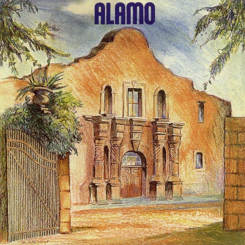 Alamo Book Cover