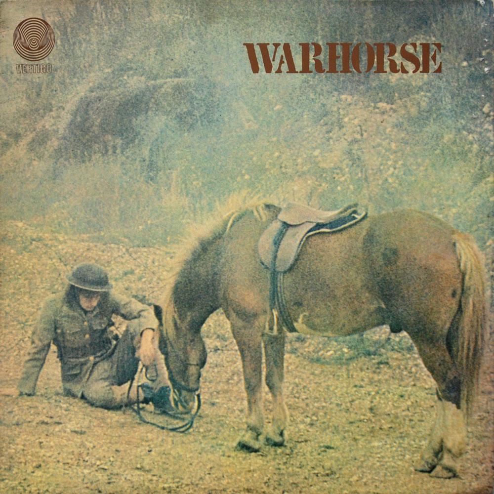 Warhorse Book Cover