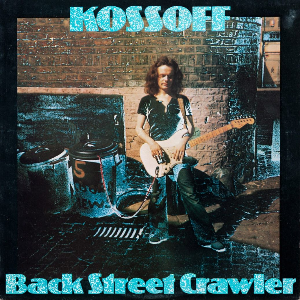 Back Street Crawler Book Cover