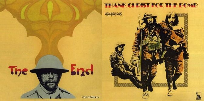 Groundhogs – Thank Christ For The Bomb, 1970