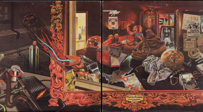 Frank Zappa – Over-Nite Sensation, 1973