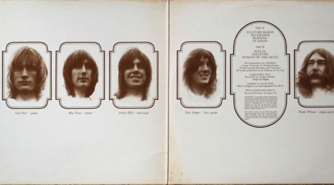 Warhorse – Warhorse, 1970