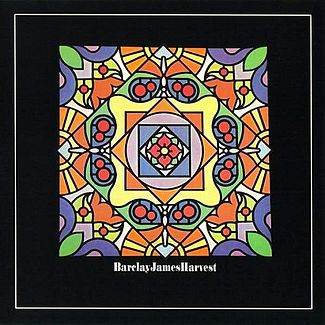 Barclay James Harvest Book Cover