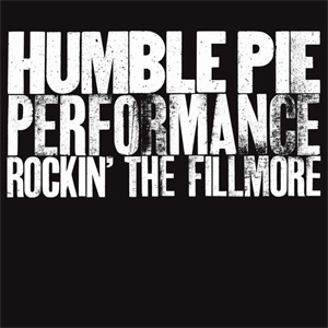Performance Rockin' The Fillmore Book Cover