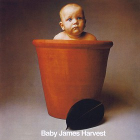 Baby James Harvest Book Cover