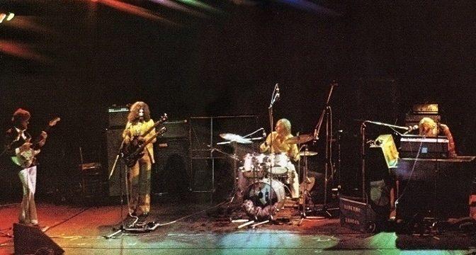 Barclay James Harvest – Live, 1974
