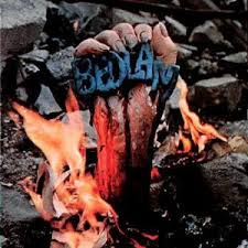 Bedlam Book Cover