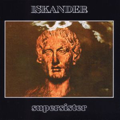 Iskander Book Cover