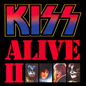 Alive II Book Cover