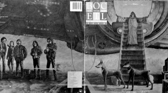 Blue Öyster Cult – Extraterrestrial Live, 1982