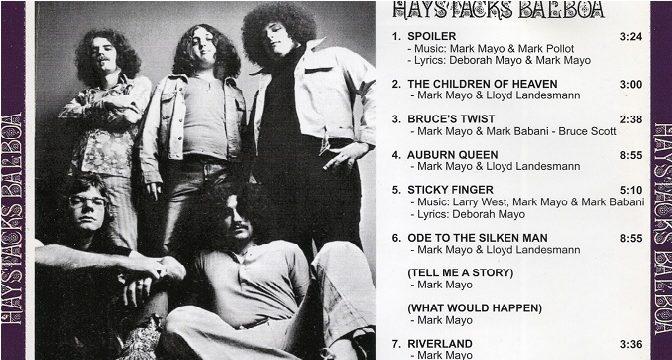 Haystacks Balboa – Haystacks Balboa, 1970