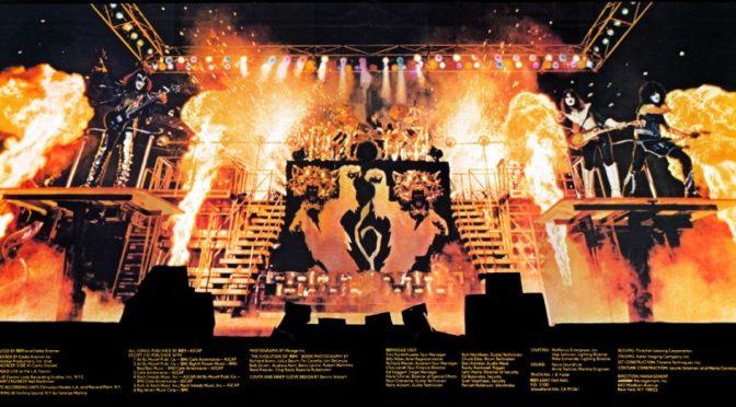 Kiss Alive II – a že dvakrát do tej istej rieky nevkročíš…