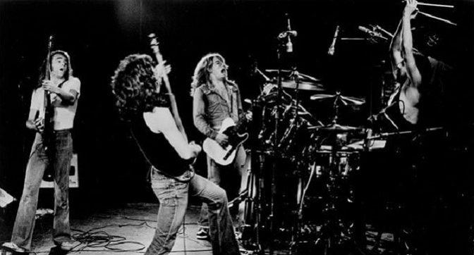 Status Quo – Hello!, 1973