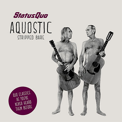 Aquostic – Stripped Bare Book Cover