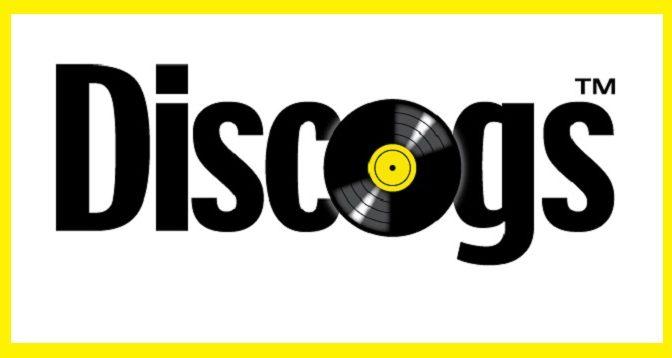 Nákup z Discogs