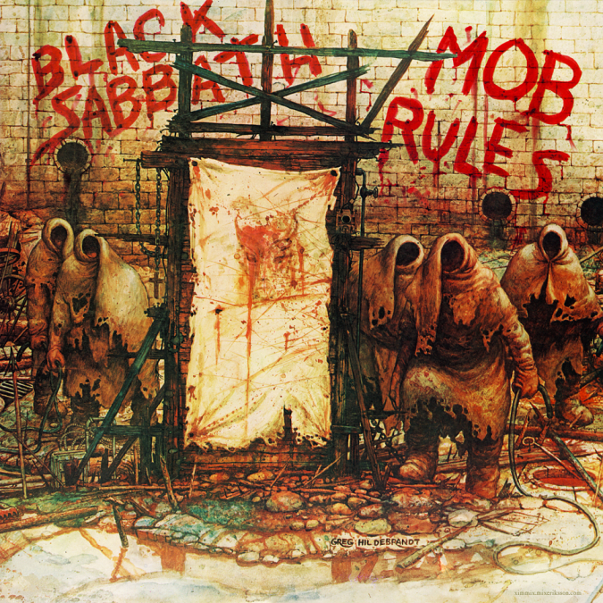 Mob Rules Book Cover