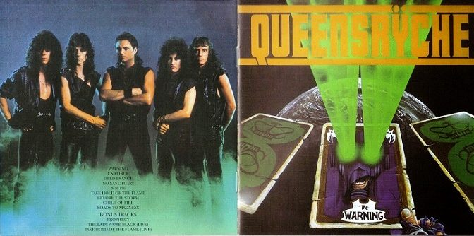 Queensrÿche – The Warning, 1984