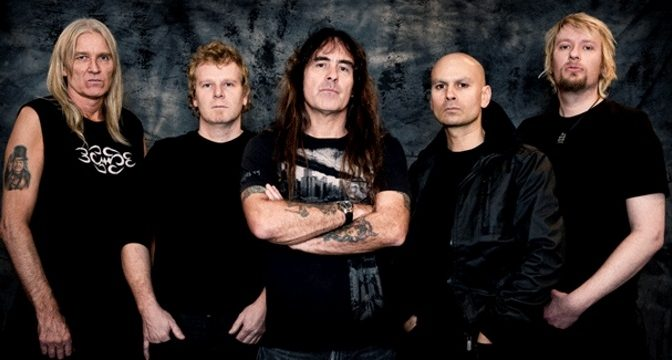 Steve Harris – British Lion, 2012