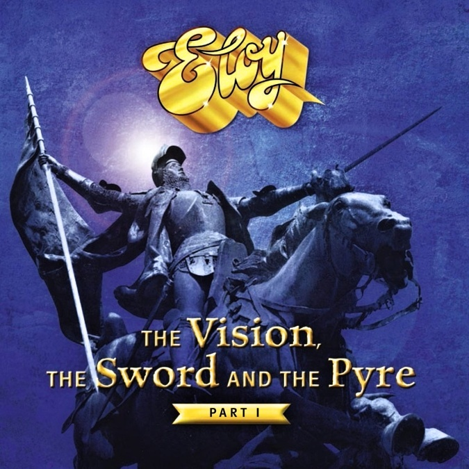 The Vision, The Sword And The Pyre - Part I Book Cover