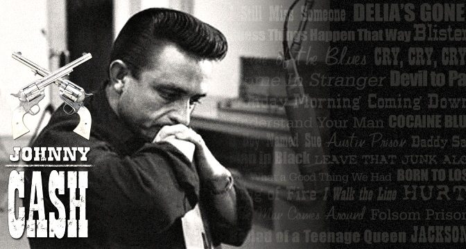 Hello, I'm Johnny Cash!