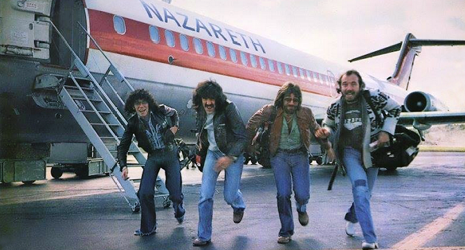 Nazareth – Close Enough For Rock 'N' Roll, 1976