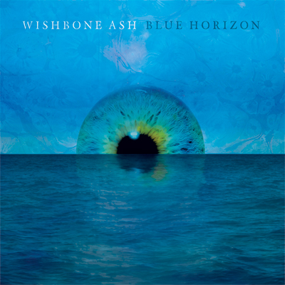 Blue Horizon Book Cover