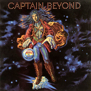 Captain Beyond Book Cover