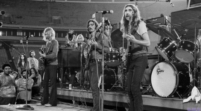 (Ne)tuctový úvod do Allman Brothers Band
