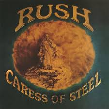Caress Of Steel Book Cover