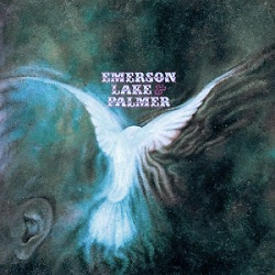 Emerson, Lake & Palmer Book Cover