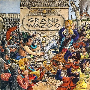 The Grand Wazoo Book Cover
